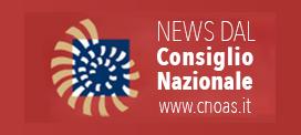 News dal Consiglio Nazionale