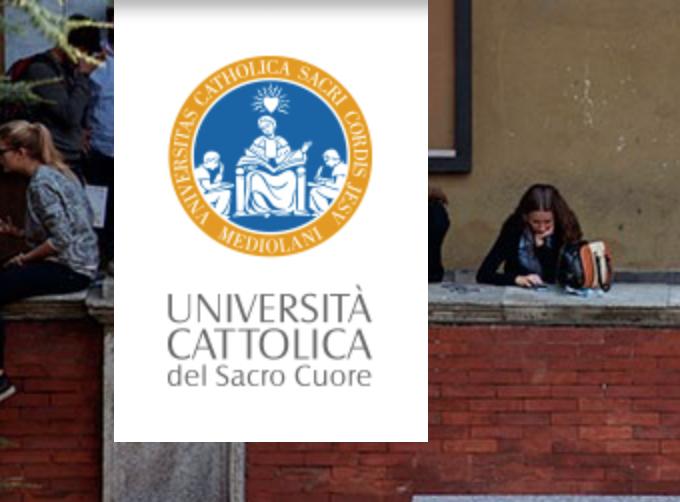 Dottorato di Ricerca all'Università Cattolica di Milano