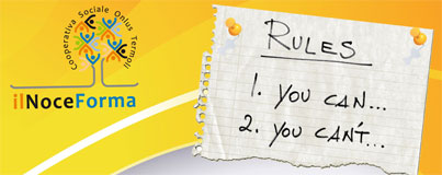 Regola-menti: a cosa servono le regole nelle relazioni di cura