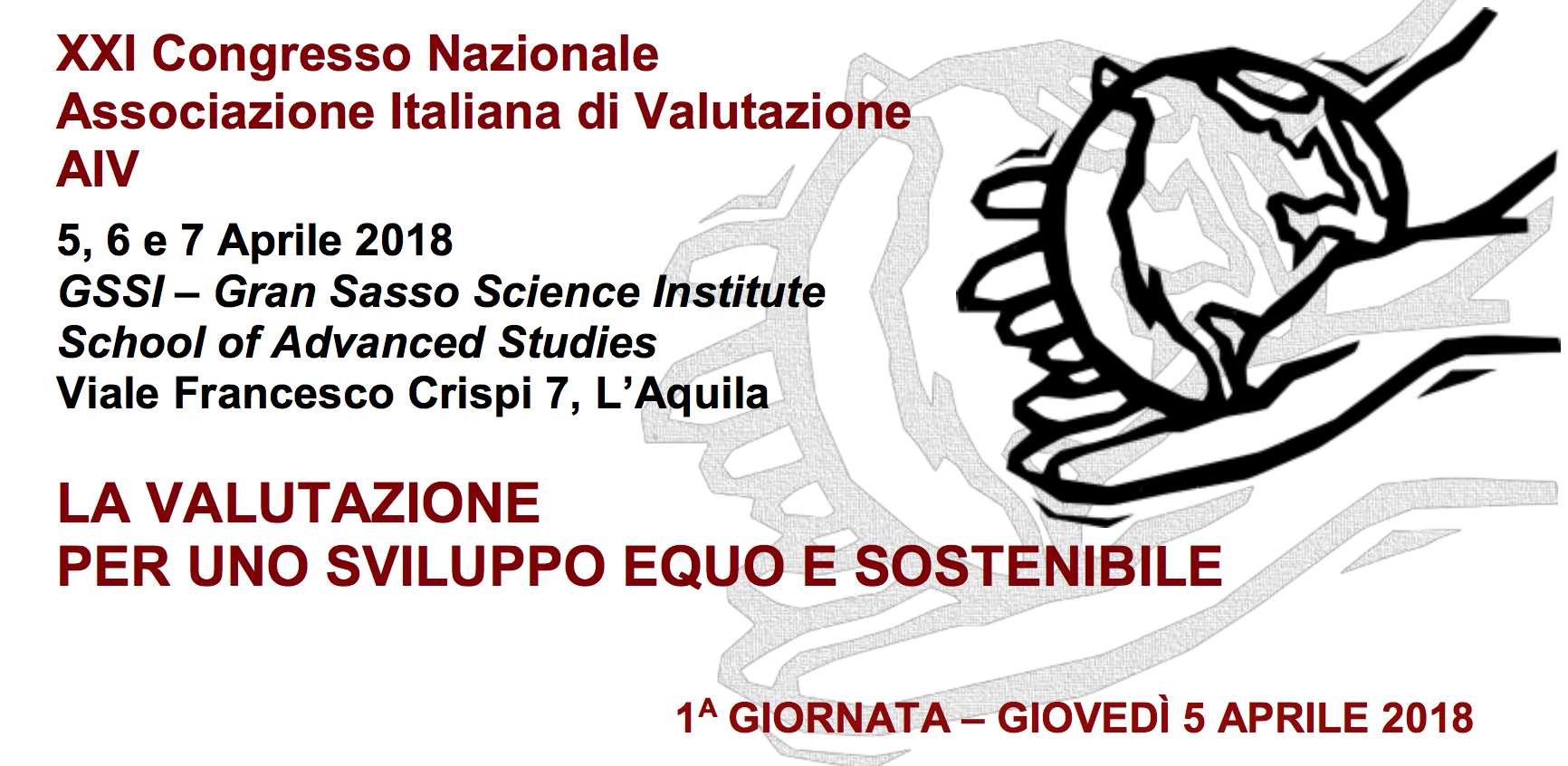 XXI Congresso Nazionale Associazione Italiana di Valutazione AIV
