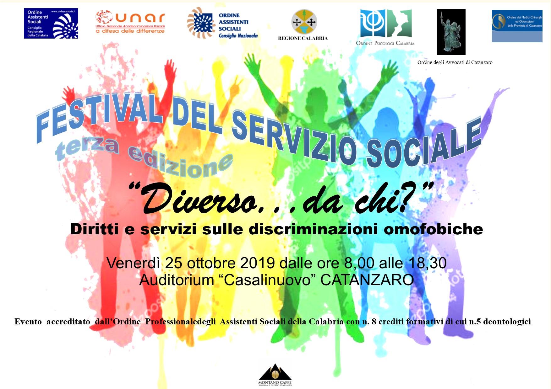 Festival del servizio sociale