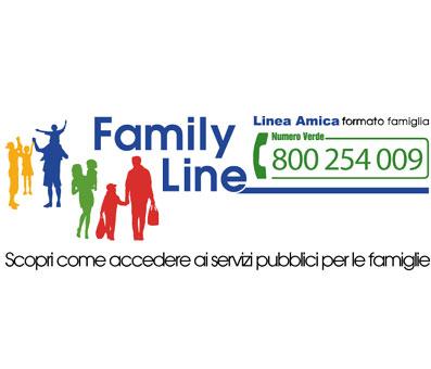 Progetti FamilyLine e FamilyLab - Dipartimento per le Politiche della Famiglia
