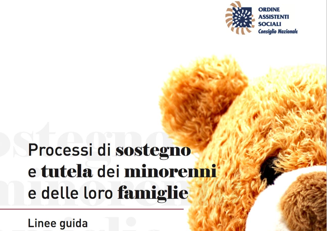 Processi di sostegno e tutela dei minori e le loro famiglie