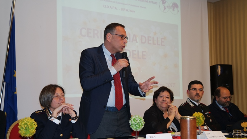 Ciattè d'Oro alle assistenti sociali, il sindaco Marco Alessandrini condivide la proposta