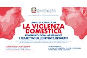 Corso di formazione Violenza Domestica